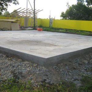 Заказать фундамент под дом
